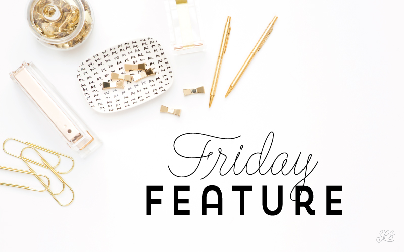 Friday Feature: NEW Printable Parties