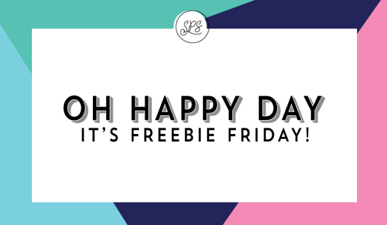 Freebie Friday: Printables and Downloads