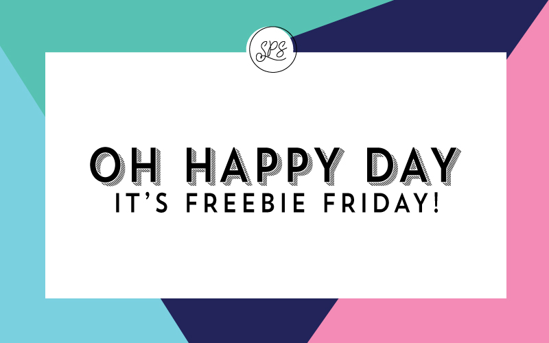 Freebie Friday-Desktop Downloads