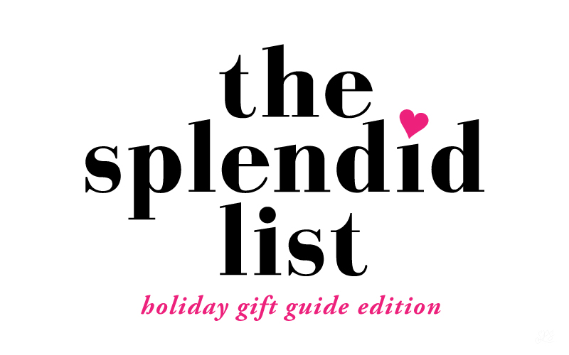 The Splendid List: Stocking Stuffers