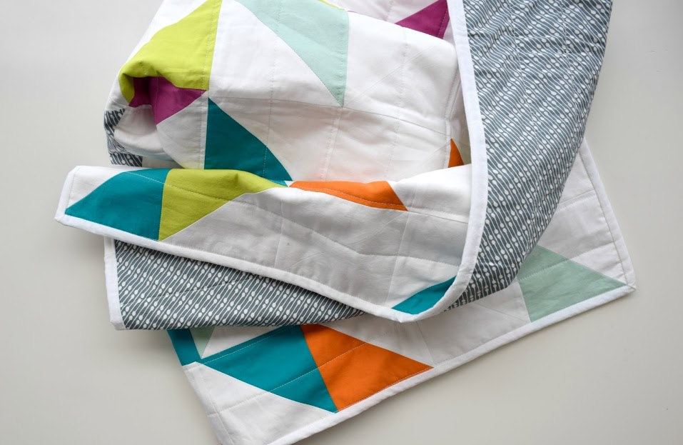 Makers Series featuring VK Made Quilts on Scratch Paper Studio blog