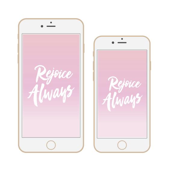 RejoiceAlways-iPhoneMockup from Scratch Paper Studio