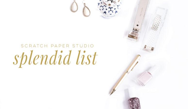 Splendid List