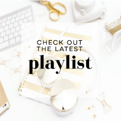 Listen to the latest Playlist!