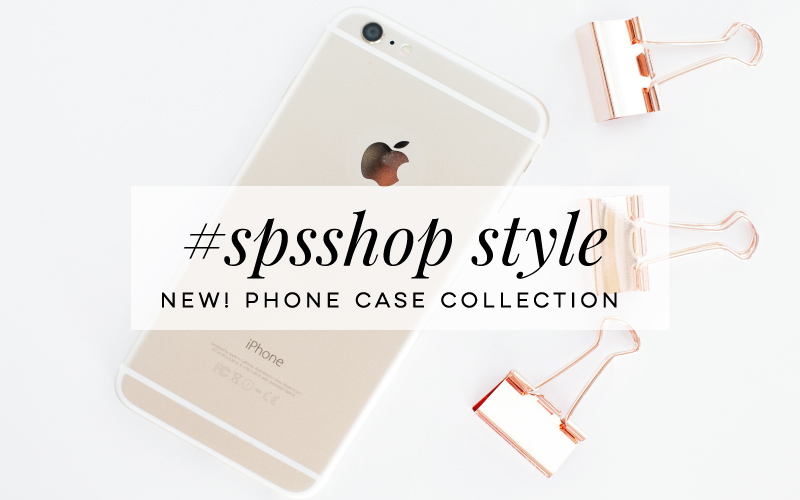 #SPSSHOP- Phone Cases