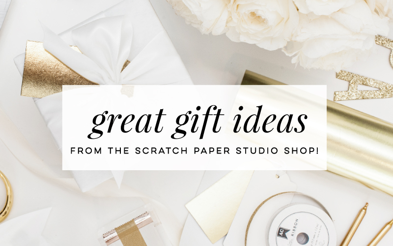 #SPSSHOP-Great Holiday Gifts From The Shop