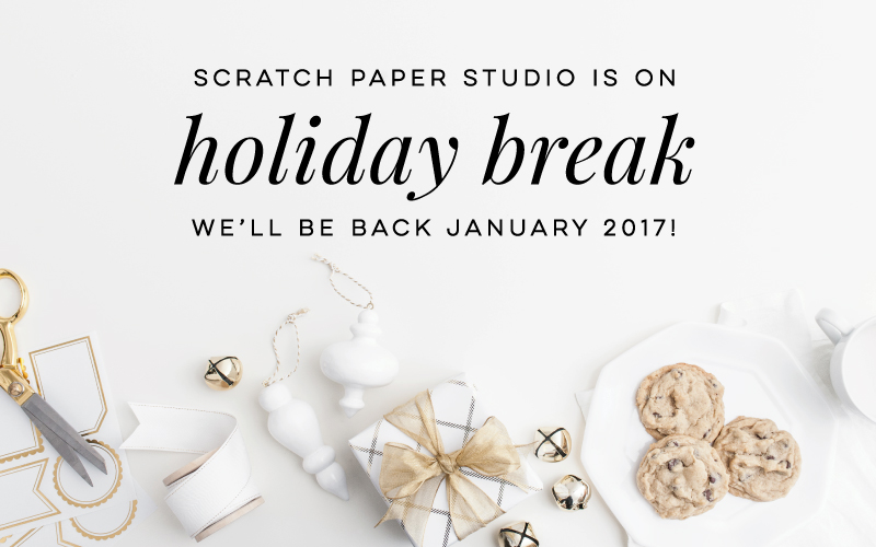 SPS is on Holiday Break!