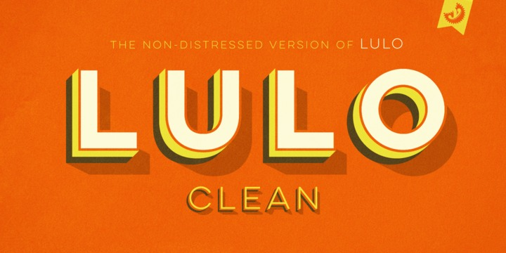 Thursday Type-Lulo Clean