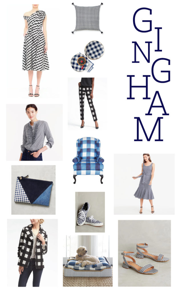 Inspired by Gingham