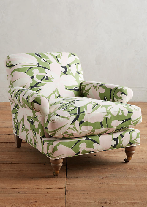 Link Love-Willoughby Chair from Anthropologie