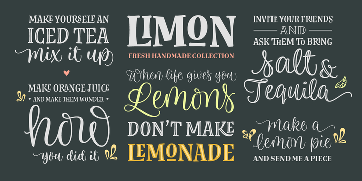 Thursday Type-Limon