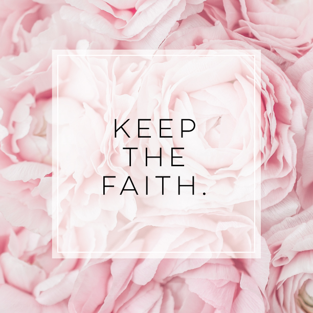 SPS-Tuesday Affirmation-KeepTheFaith