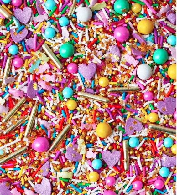 Splendid Find-Fancy Sprinkles
