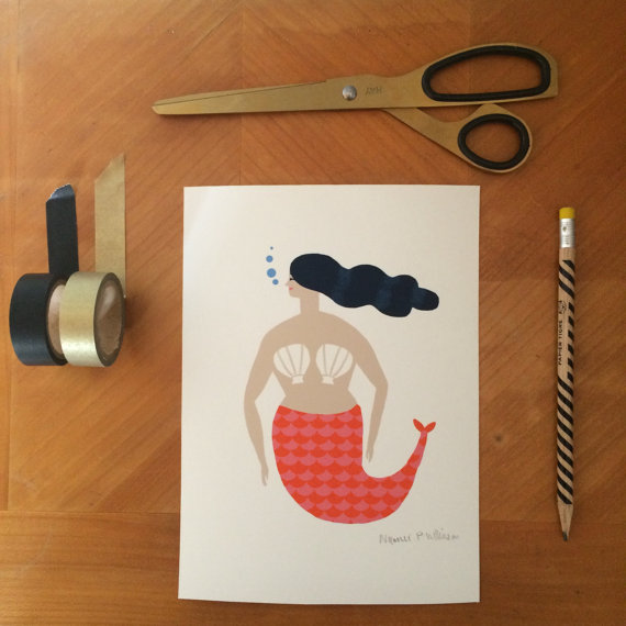 Inspired-Naomi Wilkinson Illustration
