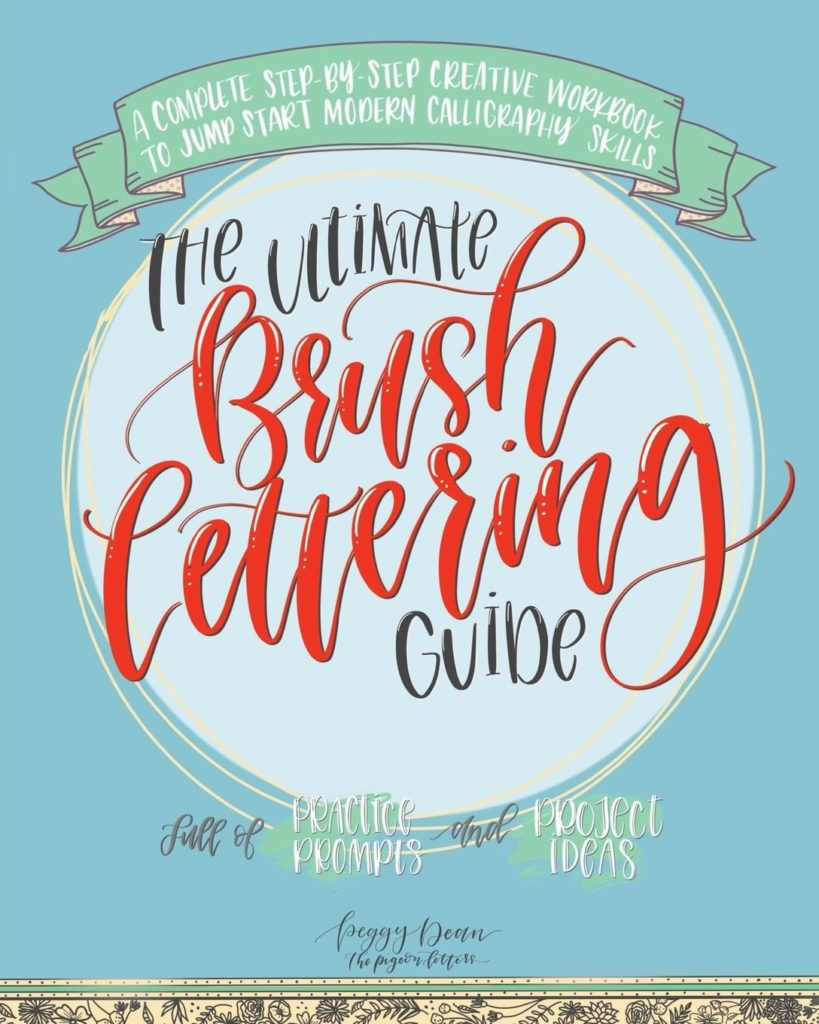 Thursday Type-Hand lettering book wish list