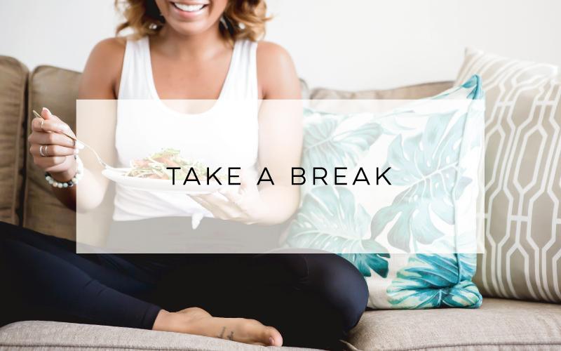 5 Ways-Take a Break