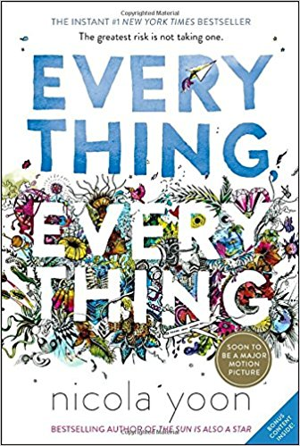 Happy Book Lovers Day-Everything Everything