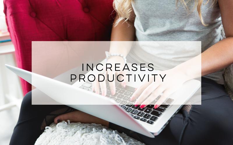 Encouragement-Productivity