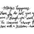 Make Magic-MondayMotivation-082817
