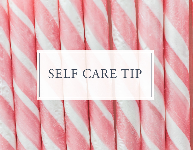 Self Care Tip #2