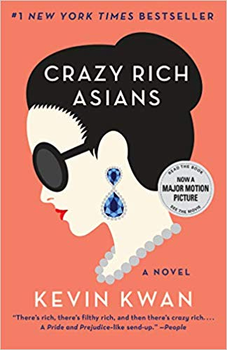 Book Lovers Day-Crazy Rich Asians