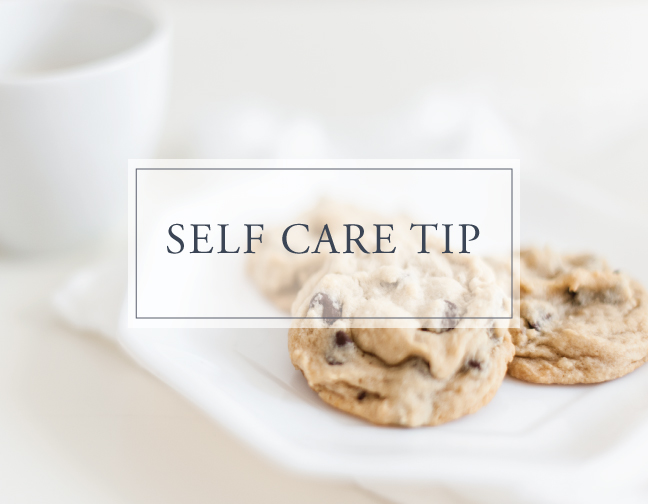 Self Care Tip #4