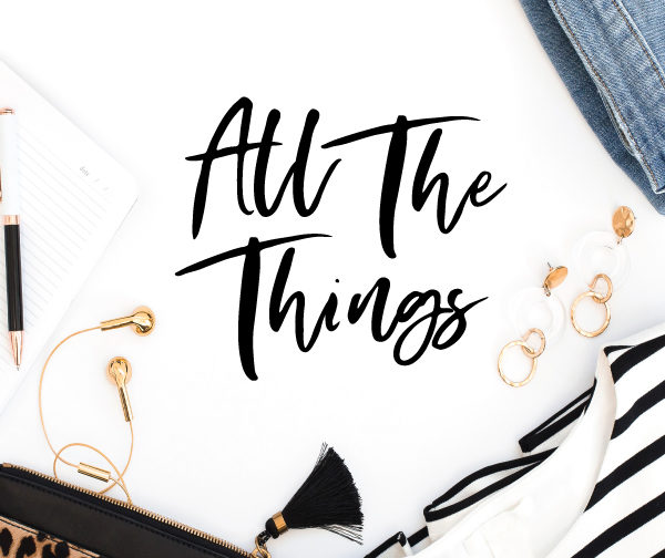 All The Things #2