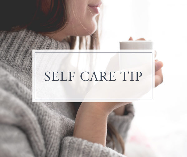 Self Care Tip #12