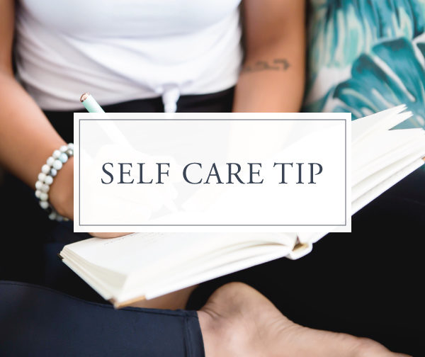 Self Care Tip #14