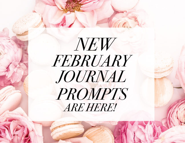 FEBRUARY-Journal-Prompts