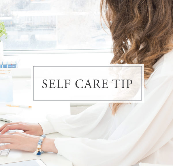 Self Care Tip #27