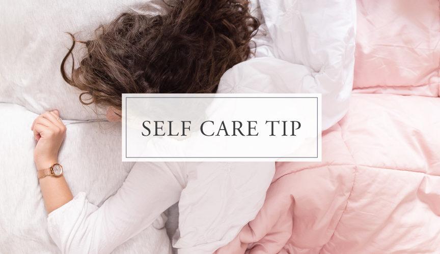 Self Care Tip #29