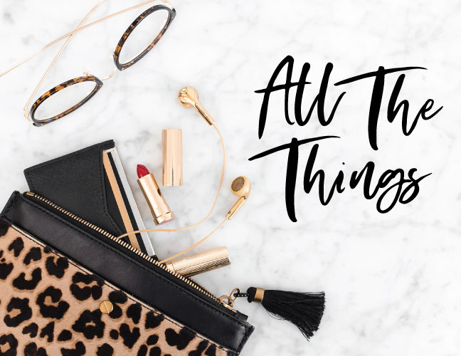 All The Things #7