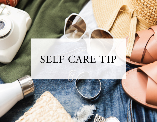Self Care Tip #35