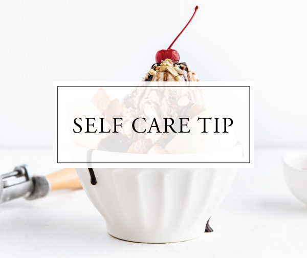 Self Care Tip #36
