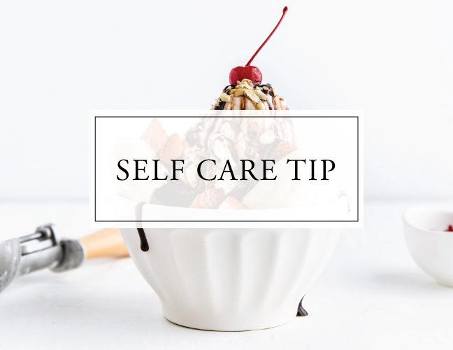 Self Care Tip #36