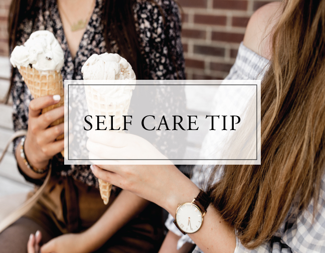 Self Care Tip #41