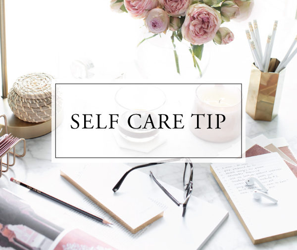 Self Care Tip #42