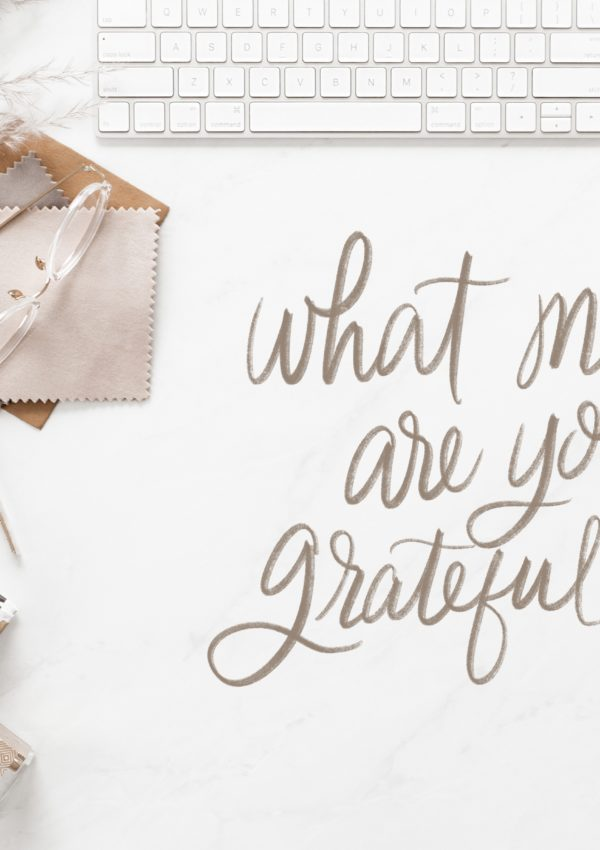 Gratitude Journal Prompt #3 – What Memory are You Grateful For?