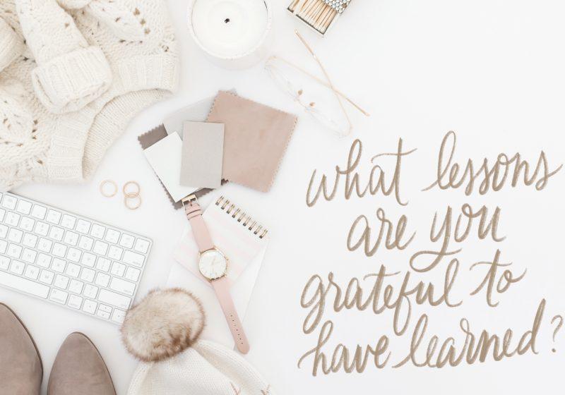 Gratitude Prompt #2