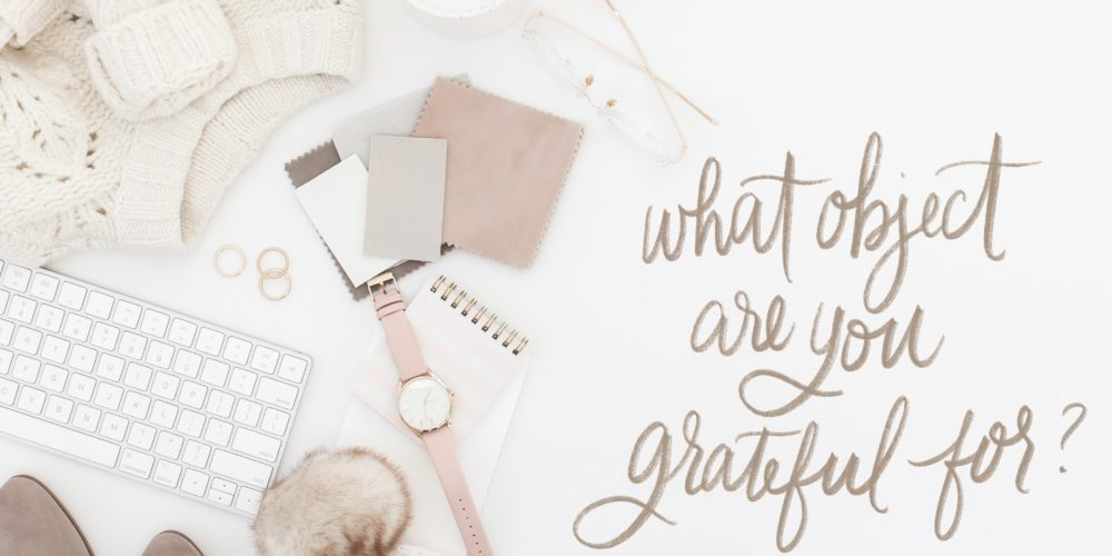 Gratitude Journal Prompt #4