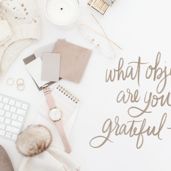 Gratitude Journal Prompt #4
