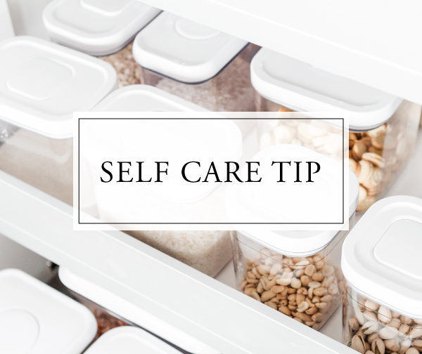 Self Care Tip # 45
