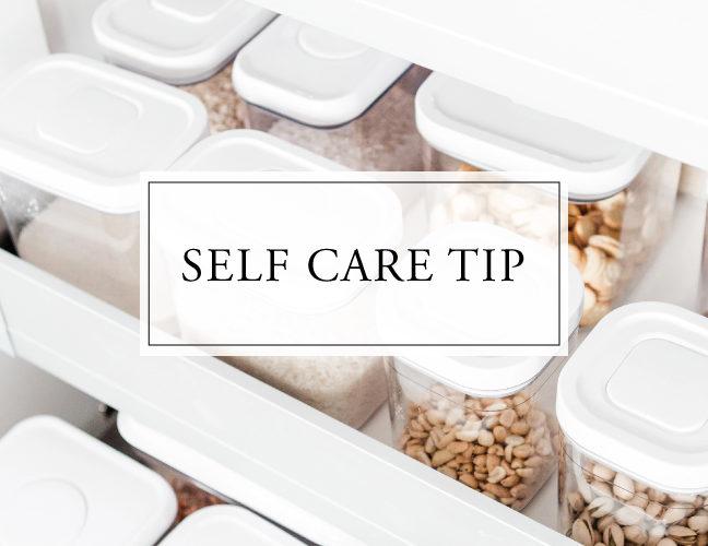 Self Care Tip#45