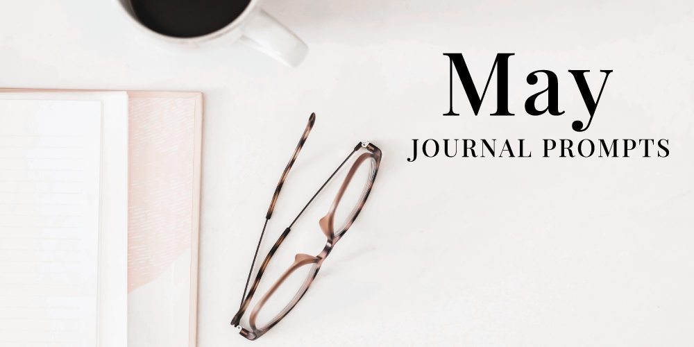 NEW May Journal Prompts